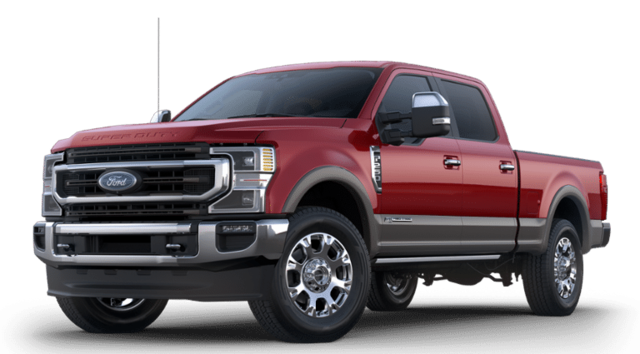 2020 Ford Superduty F-250 King Ranch Truck